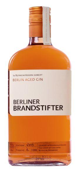 BERLINER BRANDSTIFTER Aged Gin Edition 2020